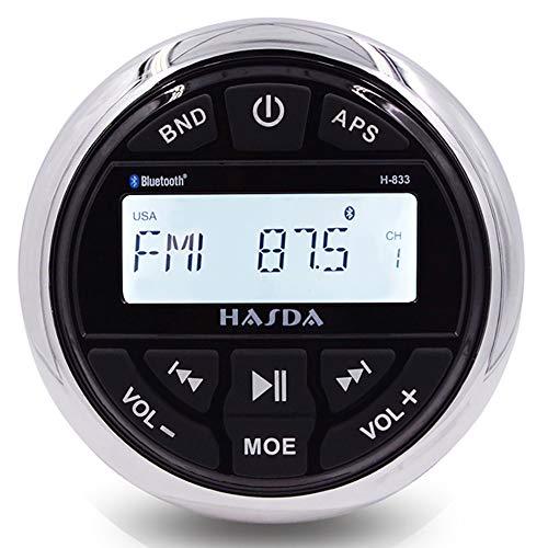 CX Best Wasserdicht Sea Audio Yacht Smart-Bluetooth-Lautsprecher USB-Minikasten-Lautsprecher mit HD-Stereo-Sound Fügen Sie FM/AM, USB, AUX IN, RCA Out Funktion