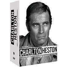 La Collection Charlton Heston - Soleil vert + Le survivant + Ben-Hur + Les dix commandements + Hamlet