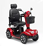 Drive Medical Ambassador Class 3 Mobility Scooter - Red