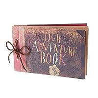 كتاب مغامرة بيكسار اب اليدوية ديي العائلة سجل القصاصات البوم صور