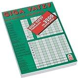 ASS Altenburger 22517117 - Blocco per gioco di dadi Yahtzee [importato dalla Germania]
