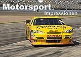 Motorsport - Impressionen (Wandkalender 2019 DIN A4 quer): 13 faszinierende Seiten aus der Welt des Motorsports in einem Kalender (Monatskalender, 14 Seiten ) (CALVENDO Sport)