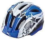 KED Fahrradhelm Meggy, Blue Stars, 52-58 cm, 15409119M