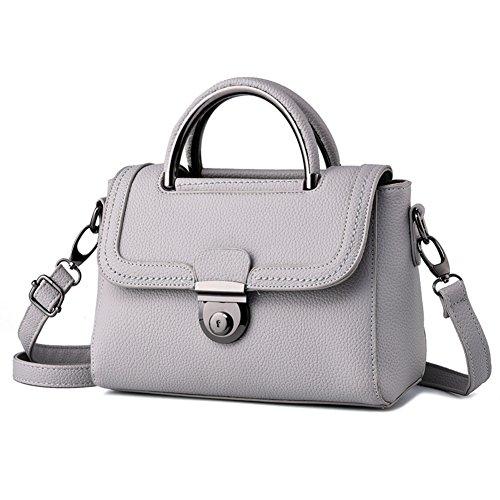 Borse donna/Giapponese e coreano moda semplice pacco diagonale/Borse tracolla/Packet tracolla spalla-B D