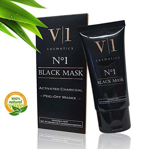 Black mask points noirs
