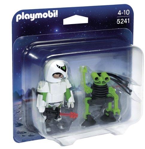 Playmobil Duo Pack - Hombre Espacio Robot 5241
