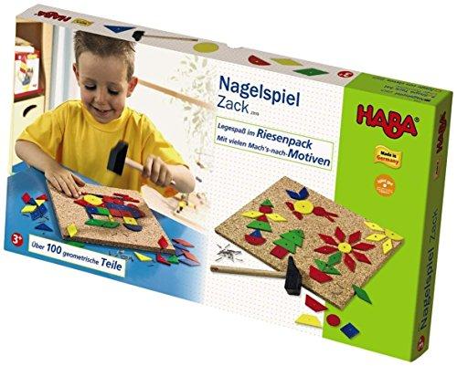 HABA 2310 Zack Nagelspiel