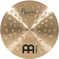 Meinl Cymbals B20ETHC Byzance Traditional Serie 50,8 cm (20 Zoll) Extra Thin Hammered Crash Becken Traditional Finish Handgehämmert
