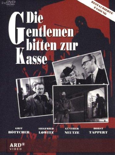 Bild von Die Gentlemen bitten zur Kasse, Teil 1-3 [2 DVDs]