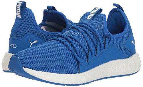 Puma Men s Nrgy Neko Sneaker  Strong Blue White  11 UK