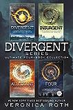 Divergent Series Ultimate Four-Book Collection: Divergent; Insurgent; Allegiant; Four
