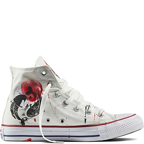 CONVERSE 156920C CT CANVAS LIMITED EDIT WHITE SNEAKERS Femme white
