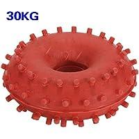 TOOGOO (R) 30 kg Grip de goma de la mano de agarre Fuerza Anillo Pro Dispositivo de alimentacion entrenamiento de la aptitud