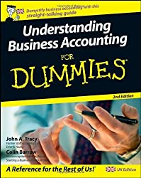 Understanding Business Accounting for Dummies, Second UK Edition by Colin Barrow (2008-05-27)