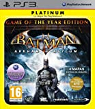 Batman: Arkham Asylum -Game Of The Year- Reedición -