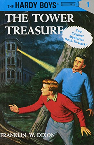 Hardy Boys Mystery Stories: The Tower Treasure #01/The House on the Cliff #02 (Hardy Boys (Hardcover))