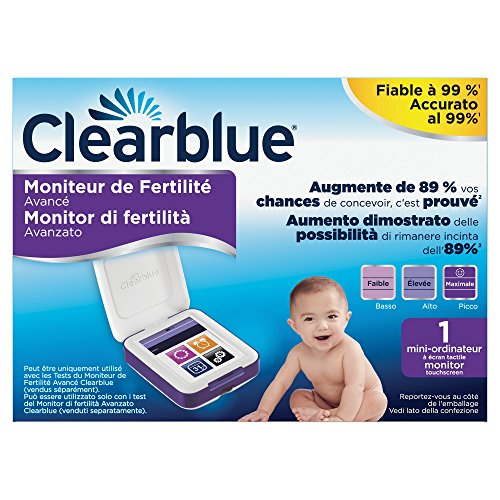 Zoom IMG-1 clearblue advanced monitor di fertilit