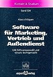 Software für Marketing, Vertrieb und Außendienst: CAS-Softwareauswahl und -einsatz leichtgemacht (Kontakt & Studium)