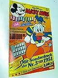 Micky Maus Heft 1987 Nr. 7 , mit Reprint von Heft 3 /1951, 4.2.1987, Comic-Heft, Walt Disneys
