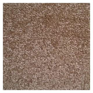 Barbados Caramel Crunch Light Brown Bathroom Carpets washable waterproof 2 Metres wide choose your own length in 0.50cm