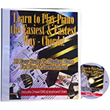 Learn to Play Piano the Easiest & Fastest Way - Chords!