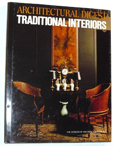 Architectural Digest Traditional Interiors