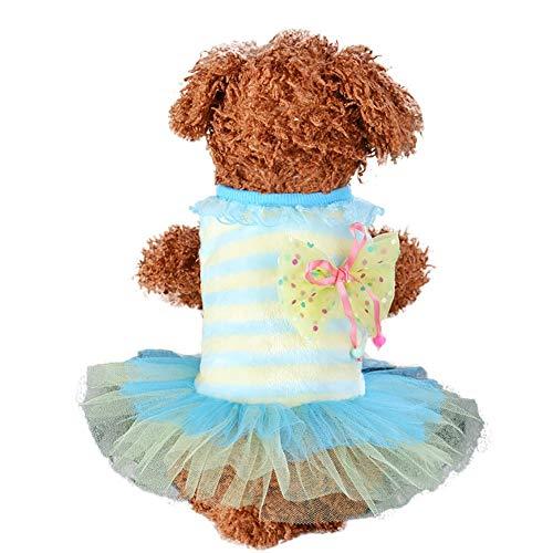 und Hoodie Pullover Haustier Katze Welpen Mantel Kleine Haustier Hund warme Kostüm Bekleidung Hundejacke mit Kapuze, Rosa, Wintermantel/Winterjacke ()