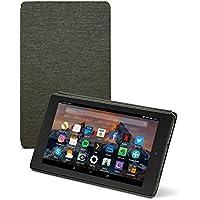 Amazon - Funda para Fire HD 8 (tablet de 8 pulgadas, 7ª generación, modelo de 2017), Negro