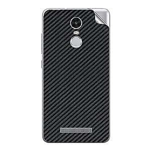 Skin4gadgets Black Carbon Fiber Texture Phone Skin for Redmi Note 3