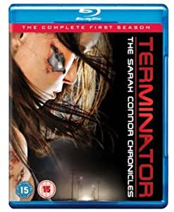 Terminator - The Sarah Connor Chronicles Season 1 [ONE-DISC.] [Import anglais]