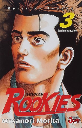 Rookies, Tome 3 : par Masanori Morita