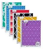 Die besten Mead Notebooks - Mead Spiral Notebook, 1Thema, College liniertes Papier, 90Blatt Bewertungen