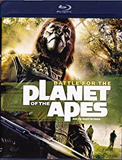 BATTLE FOR THE PLANET OF THE APES (BLU-RAY)