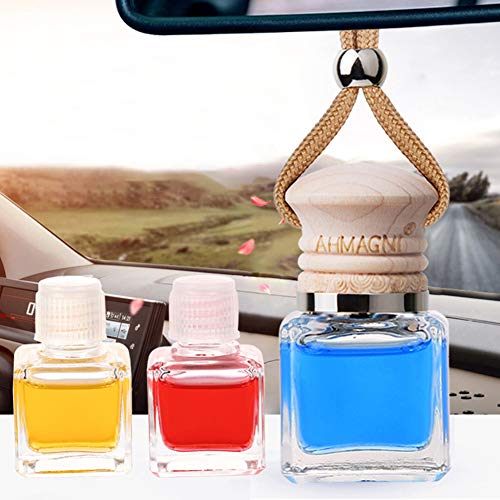 51QXwXQA8 L. SS500  - WFZ17 Car Interior Decor,3Pcs/Set Car Air Freshener Hanging Perfume Bottle Pendant Scent Diffuser Decor - 1#