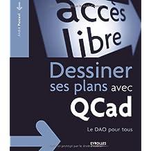 Dessiner ses plans avec QCad: Le DAO pour tous