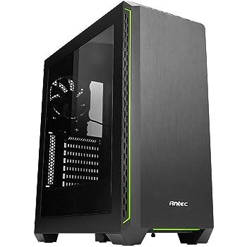 Antec 0–761345–11603–9Enclosure per PC Verde