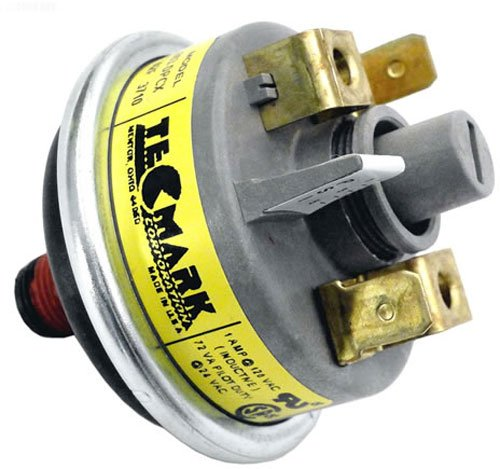 Pentair 473070 Water Pressure Switch Replacement MiniMax Plus Pool and Spa Heat Pump