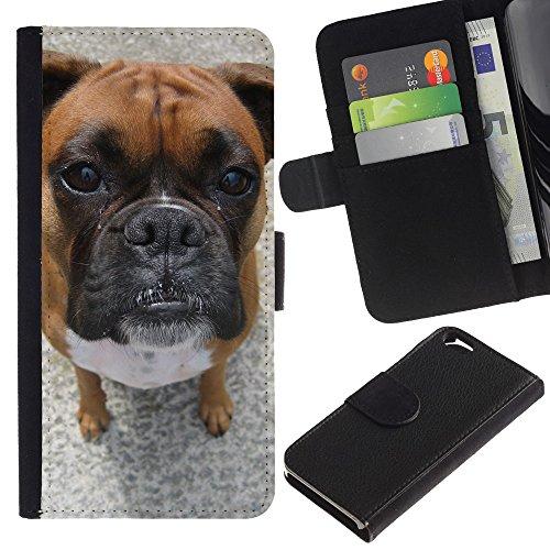eurocase-apple-iphone-6-47-bullmastiff-boxer-dog-pet-breed-u-cuoio-custodia-snello-caso-copertura-sh