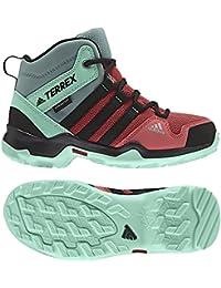 outlet store 6db10 b3058 adidas Terrex Ax2r Mid CP K, Chaussures de randonnée Mixte Enfant