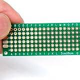 10Pcs Dual-Side Prototype PCB Panel Universal Matrix Circuit Board for DIY Soldering Bild 4