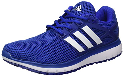 adidas Men's Energy Cloud Competition Running Shoes, Multicolor (Mystery Ink/Footwear White/Collegiate Royal),...