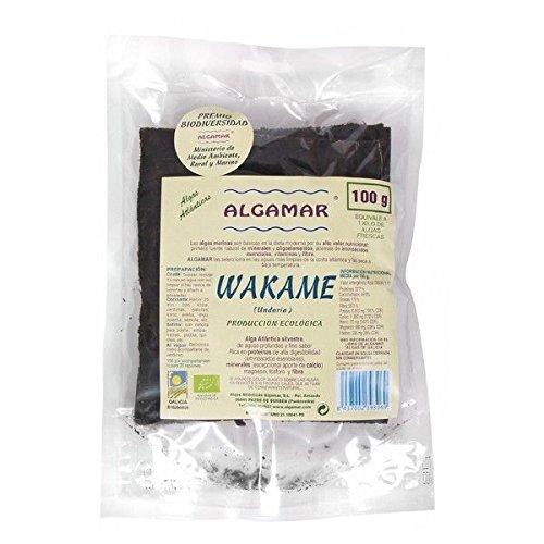 Foto de Algas Wakame 100 Gr de Algamar