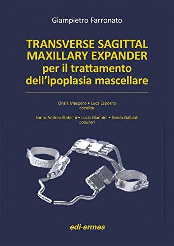 Transverse sagittal maxillary expander per il trattamento dell'ipoplasia mascellare