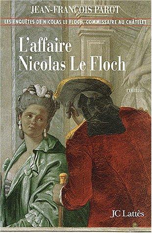 Boite Parot - L' Affaire Nicolas le