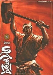Satsuma, l'honneur de ses samouraïs Edition simple Tome 4