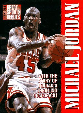 Beckett Great Sports Heroes: Michael Jordan por James Beckett