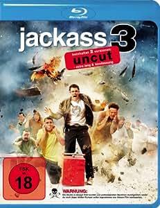 Jackass 3 - Uncut [Blu-ray]