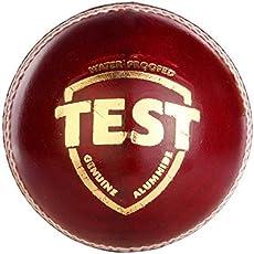 Alka Test Leather Cricket Ball 4 Pcs
