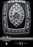 Oakland Raiders Super Bowl 11 [Import italien]