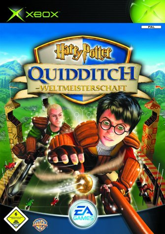 Electronic Arts Harry Potter: Quidditch-Weltmeisterschaft